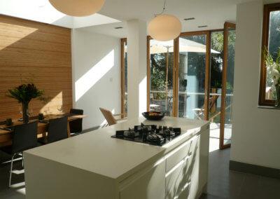 Hawthorn Grove passivhaus design