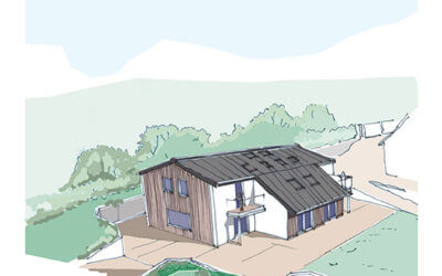 Passivhaus – Agricultural Barn Conversion