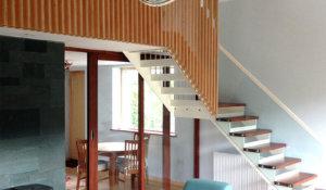 Quarmby House interior design