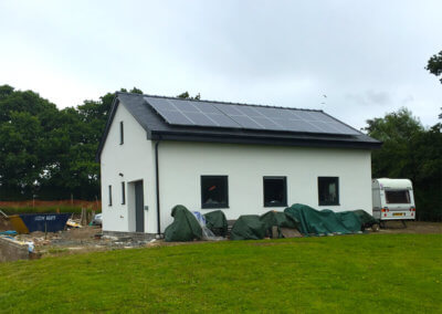 Agricultural Barn Conversion to Passivhaus