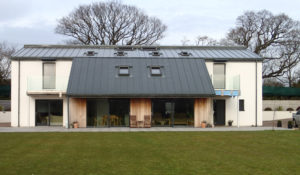 Passivhaus dwelling